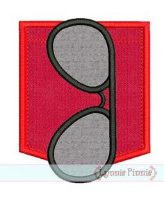 Sunglasses Pocket Applique 3 4x4 5x7 On sale for $2 https://lynniepinnie.com/shop/embroidery-designs/sunglasses-pocket-applique-3-4x4-5x7-svg/prod_10522.html