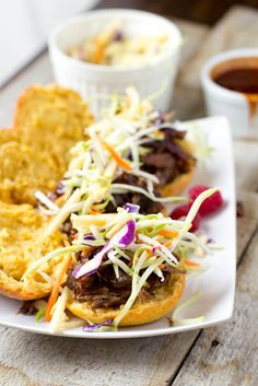 Aloha BBQ Sliders burger Recipe Sliders, Slider Sandwiches