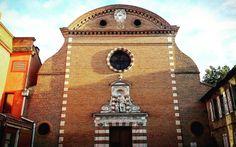 #Façade #église #SaintExupère #Toulouse #Baroque XVIIe s.  #ByToulouse #VisitezToulouse #We_Toulouse #igerstoulouse #tourismemidipy #Patrimoine #architecture #instarchitecture #architectureporn #architecturelovers #trésorspatrimoine #church