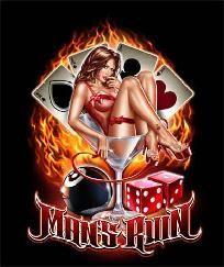 Man's Ruin Poster - 24 x 36 - FREE SHIPPING $15.00