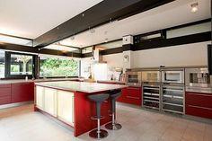 german Huf Haus - kitchen