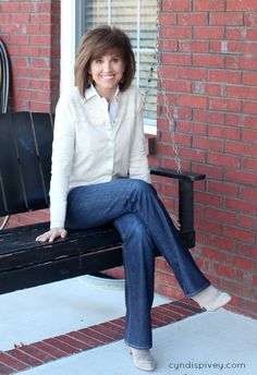 What I Wore-Fashion For Women Over 40 - Grace