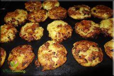 Kartoffelrösti / hash browned potatoes