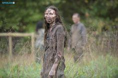 Walker - The Walking Dead _ Season 5, Episode 13 _ BTS