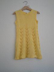 Ravelry: Aelia Baby Dress pattern by Anne Dresow sweet adorable free dress pattern