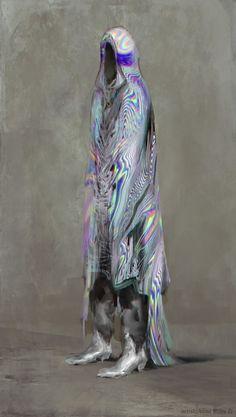 ArtStation - monk, Alina Zinich (ruby)