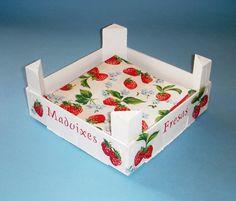 Cajas de Fresas (pág. 15) | Hacer bricolaje es facilisimo.com
