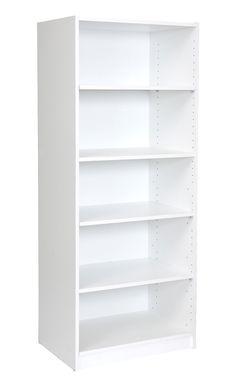 Wardrobe Organiser Multistore 4adj Shelves Maxi 716