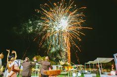 Kgosientso and Georgia - Wedding