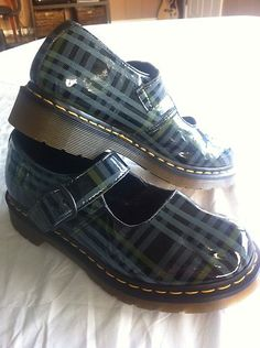 cool shoes on ebay: dr. martens maRY Jane style $49.99