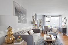 New York Apartment Makeover by Décor Aid