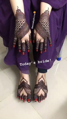 Kashee's Mehndi Designs, Arabian Mehndi Design, Latest Bridal Mehndi Designs, Mehndi Design Pictures, Mehndi Designs For Girls, New Bridal Mehndi Designs, Mehndi Images, Beautiful Mehndi, Mehndi Digain