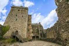 Image result for castle campbell interior