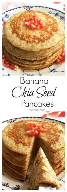 Chia seeds are delicious and oh-so healthy. Enjoy these 50 creative chia seed recipes! Pineapple Coconut Chia Pudding Refreshing and rich in tropical fla… Good Healthy Recipes, Healthy Snacks, Healthy Foods, Healthy Nutrition, Healthy Eating For Kids, Healthy Breakfasts, Healthy Dishes, Healthy Weight, Chia Recipe