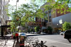 Shopping in downtown Spokane is abundant, with River Park Square, local boutiques and department stores.