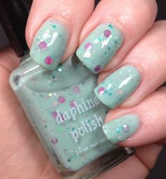 Fistful of Rain swatched by Peer Pressure Polish