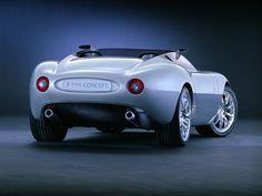 Jaguar F-Type Concept '2000