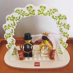 レゴ リングピロー LEGO ringpillow
