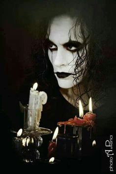 The Crow with Brandon Lee