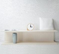 Clork klok - Dutch Design - Ilias Ernst