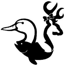 6 Inch  Browning Buck Duck And Bass Fish Family by Cafedecals, $5.00