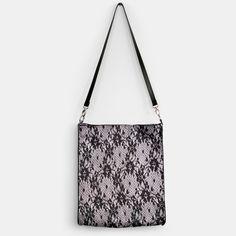 Floral Lace Bag by Elena Indolfi #LiveHeroes
