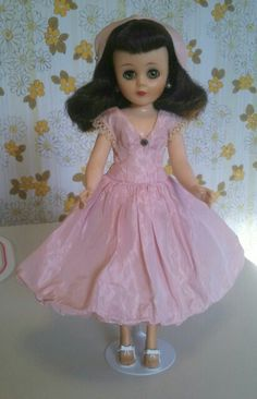 Sweet Sue Sophisticate in High Society pink version.