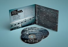 Free Digipack Mockup PSD I`m sure that whenever you tried to find a free digipack mockup it was quite challenging. This time you can just download ...