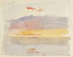 Joseph Mallord William Turner, 'The Rigi' c.1841