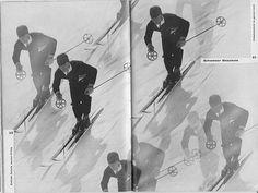 Herbert Matter - Swiss Ski School, 1933