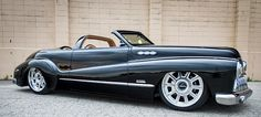 Buick Superliner – Classic Custom, Modern Twist