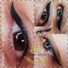 #withoutcorrection #eyepermanentmakeup #eye #permanentmakeup #sminktetovalas #eyeliner #pmu #magyarzsuzsapmuart #magyarzsuzsa