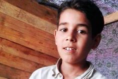 PHOTO: Abdul Latif Awoor/Alawar, 7, killed by #Israel in besieged Gaza 14 June 2014. #BringBackOurBoys