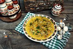 Ciulama de ciuperci, reteta simpla, de post Vegan Recipes, Vegan Food, Healthy Food, Curry, Ethnic Recipes, Healthy Foods, Curries, Veggie Food, Vegane Rezepte