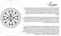 Okay, I want you to do a little exercise with me. Close your eyes, take a deep breath 3 times. Open your eyes and look over the graphic below. Choose which mandala speaks to...
