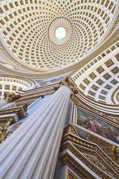 Mosta Dome in Malta