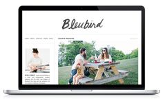 Blog for Nashville-based James McCoy.A simple design aesthetic showcases content. Custom shop page for affiliate images and links.