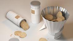 Bloom Chips Packaging