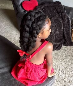 Who all has children with extremely thick call me down below 👇🏾👇🏾👇🏾 How To Grow Natural Hair, Natural Hair Updo, Natural Hair Growth, Natural Hair Journey, Natural Hair Styles, Natural Curls, Natural Baby, Vitamins For Hair Growth, Healthy Hair Growth