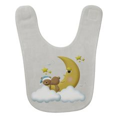 This is an adorable custom baby bib. It makes the perfect gift for newborns, mother to be, baby shower, infants, toddler gifts, and more.