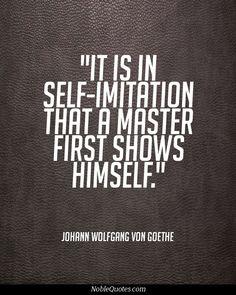 Johann Wolfgang von Goethe Quotes | http://noblequotes.com/
