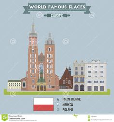 Main Square. Krakow, Poland - Download From Over 35 Million High Quality Stock Photos, Images, Vectors. Sign up for FREE today. Image: 51019506