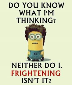 Credit cards with Minions pictures AM, Saturday November 2015 PST) - 10 pics - Minion Quotes Humor Minion, Funny Minion Memes, Minions Quotes, Funny Jokes, Hilarious Quotes, Minion Sayings, Minion Stuff, Minion Photos, Cute Minions