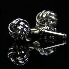 Stainless Steel Vintage Cufflinks #cufflinks
