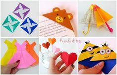 Knanda Artes: Origami fácil para fazer com as crianças