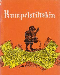 Rumpelstiltskin - illustrated by Eric Carle (1970).
