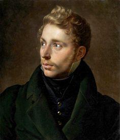 ab. 1822 Anne-Louis Girodet de Roussy-Trioson - Jacques-Joseph de Cathelineau