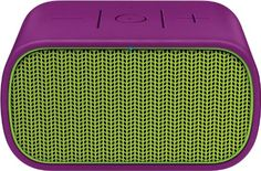 UE Mini Boom Lautsprecher (Bluetooth) purple/gr�n