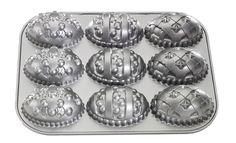 AmazonSmile: Nordic Ware Easter Egg Pan: Novelty Cake Pans: Kitchen & Dining