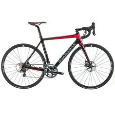 c1a6593ac5b Boardman Bikes SLR Endurance Disc 9.0 Ultegra Complete Road Bike - 2016  Gloss Black & Flare